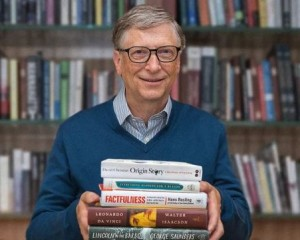 Bill Gate said this summer vacation to read these books - Gates's summer books.
